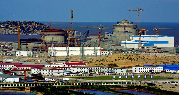 Stavba Tianwanské jaderné elektrárny