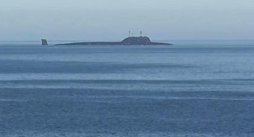 Ponorka Severodvinsk