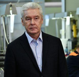 Starosta Moskvy Sergej Sobjanin