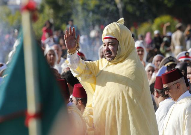 Král Maroka Mohamed VI