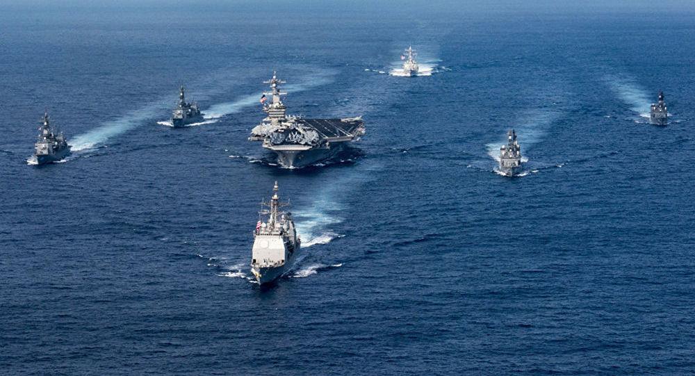 Americké lodě