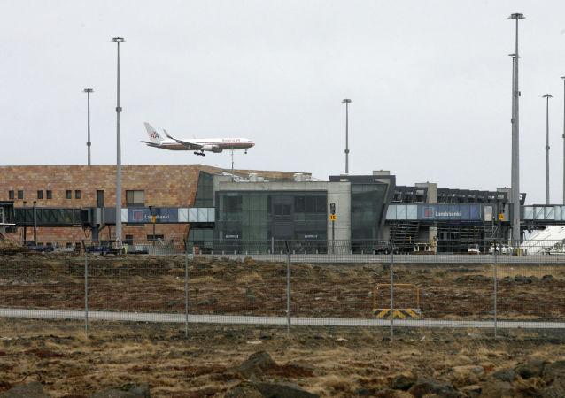 Mezinárodní letiště Keflavik
