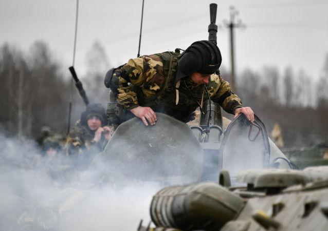 Rusko-běloruská cvičení
