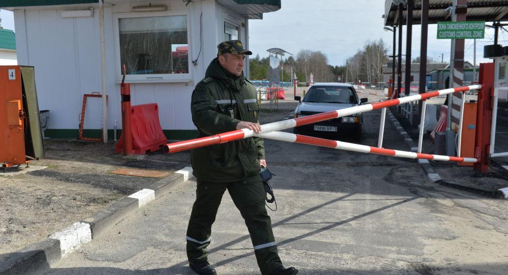 Bělorusko-ukrajinská hranice