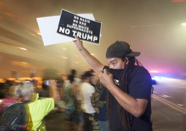 Protesty ve Phoenixu