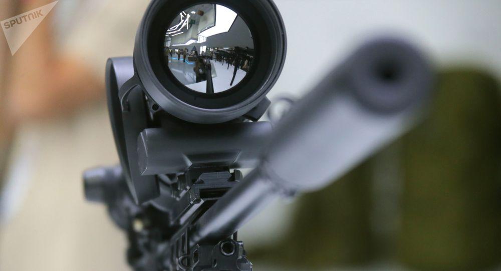 Odstřelovačská puška SV-98