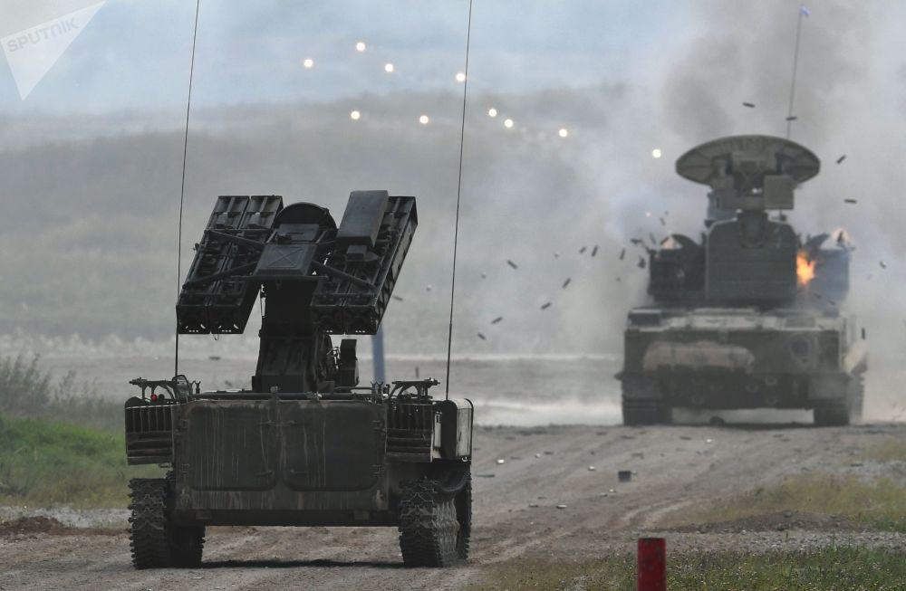 Mezinárodní vojensko-technické fórum Armáda 2017