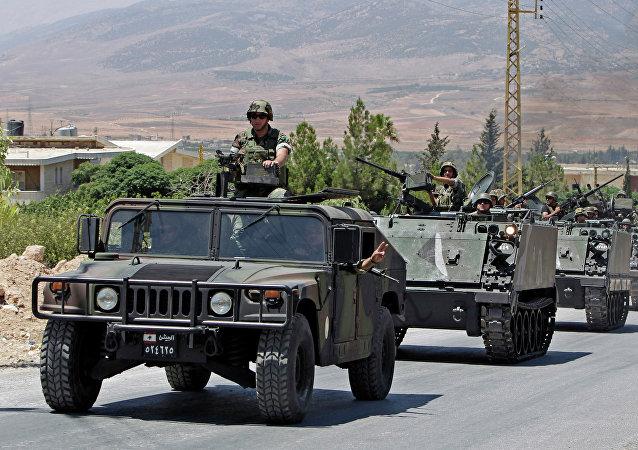 Libanonští vojáci