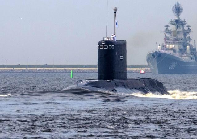 Ponorka Kolpino