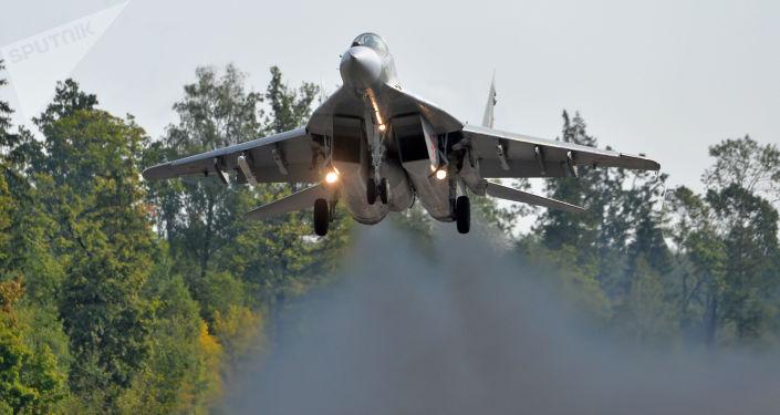 Letadlo MiG-29