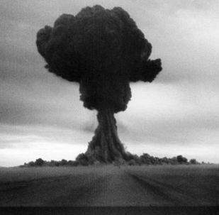 29. srpna 1949 Sovětský svaz na Semipalatinském jaderném polygonu úspěšně otestoval svoji první jadernou hlavici