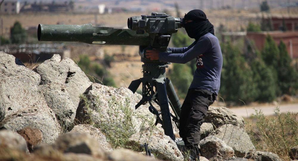 Syrský opozičník