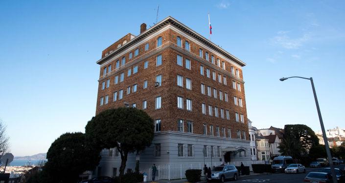 Konzulát Ruska v San Franciscu