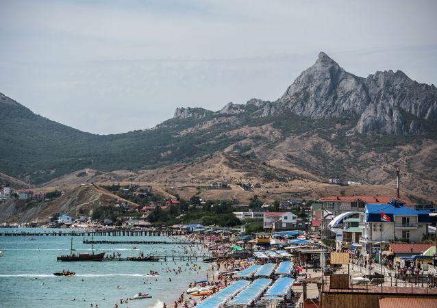 Černé moře v Koktebelu
