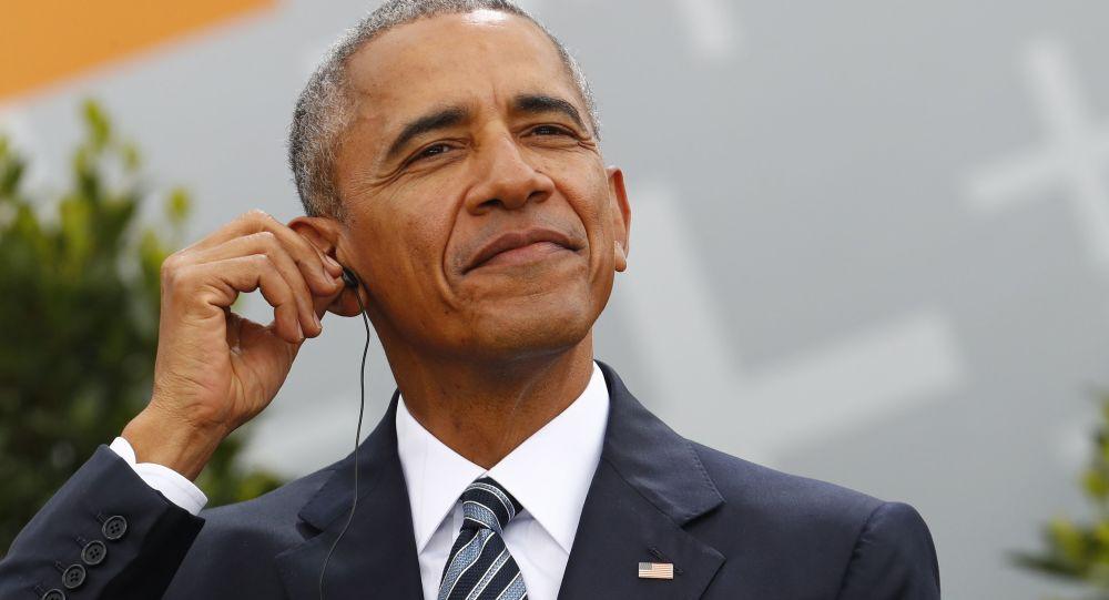 Bývalý americký prezident Barack Obama