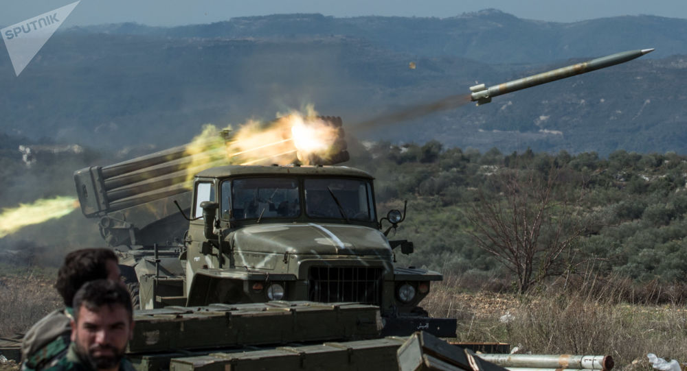 Syrští dělostřelci