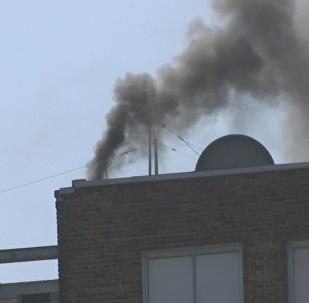 Záhadný kouř a odjezd zaměstnanců: uzavření ruského generálního konzulátu v San Franciscu