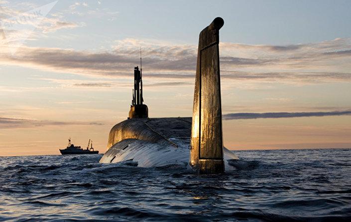 Ponorka Jurij Dolgorukij