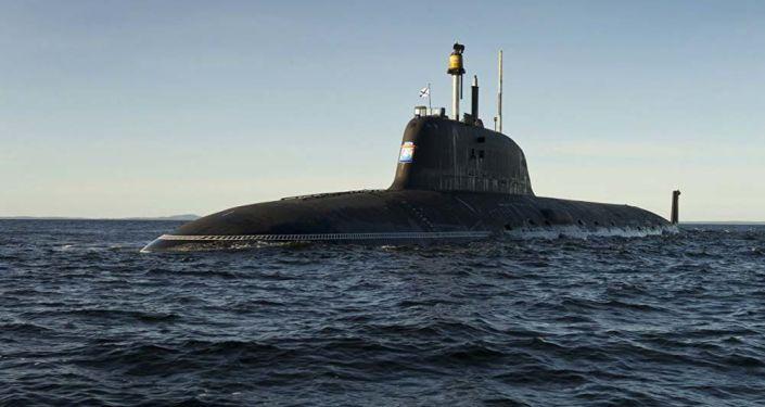 Ponorka Jaseň-M