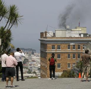 Ruský generální konzulát v San Franciscu