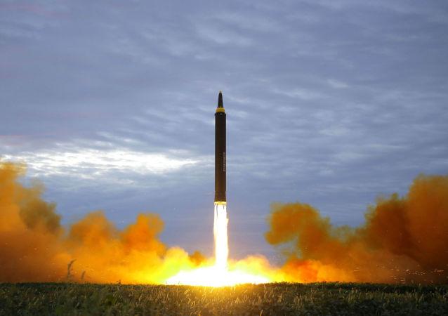 Odpal rakety v KLDR