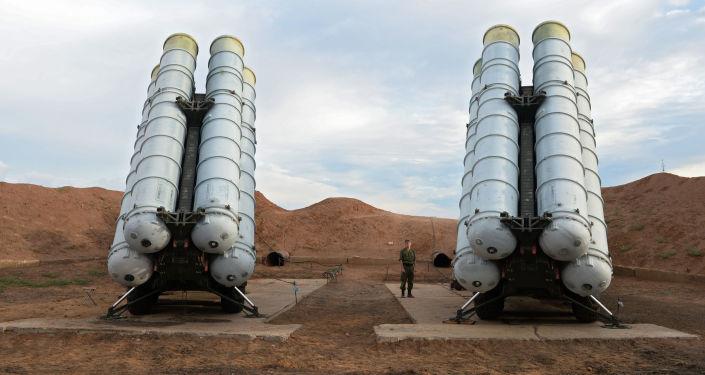 Protivzdušné systémy S-400