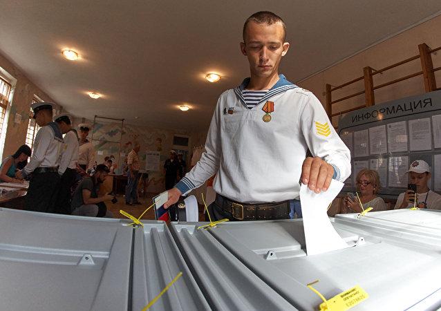 Volby v Sevastopolu