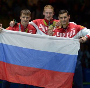 Ruští šermíři