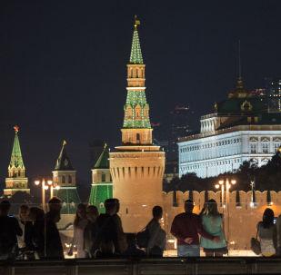 Výhled na Kreml