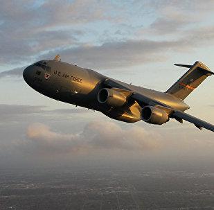 Boeing C-17 amerického letectva