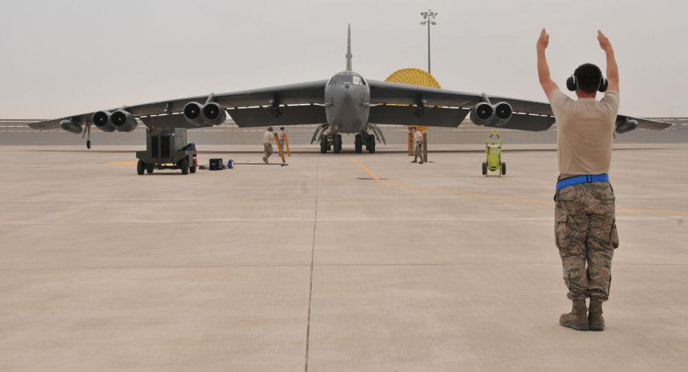 Americký bombardér B-52