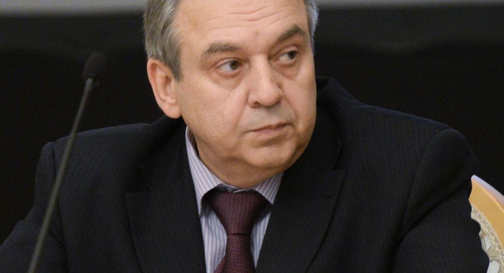 Vicepremiér krymské vlády, stálý zástupce Krymu při prezidentovi RF Georgij Muradov