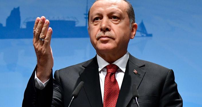 Turecký prezident Recep Tayyip Erdogan. Ilustrační foto