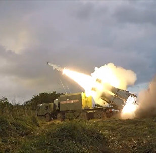 Vojáci Baltské flotily na cvičení Západ 2017 zničili lodě smyšleného protivníka