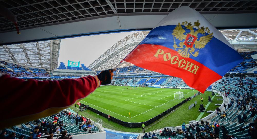Stadion Fišt v Soči