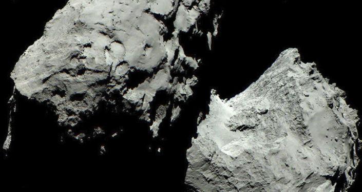 Kometa Čurjumov-Gerasimenko