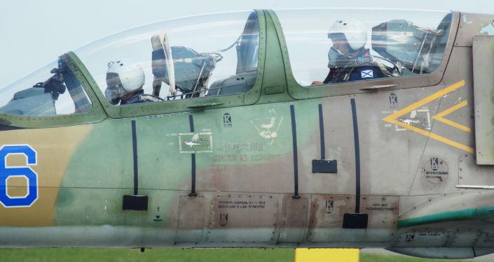 Letoun L-39. Ilustrační foto