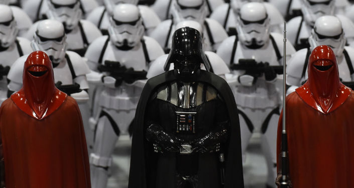 Sošky postav Hvězdných válek