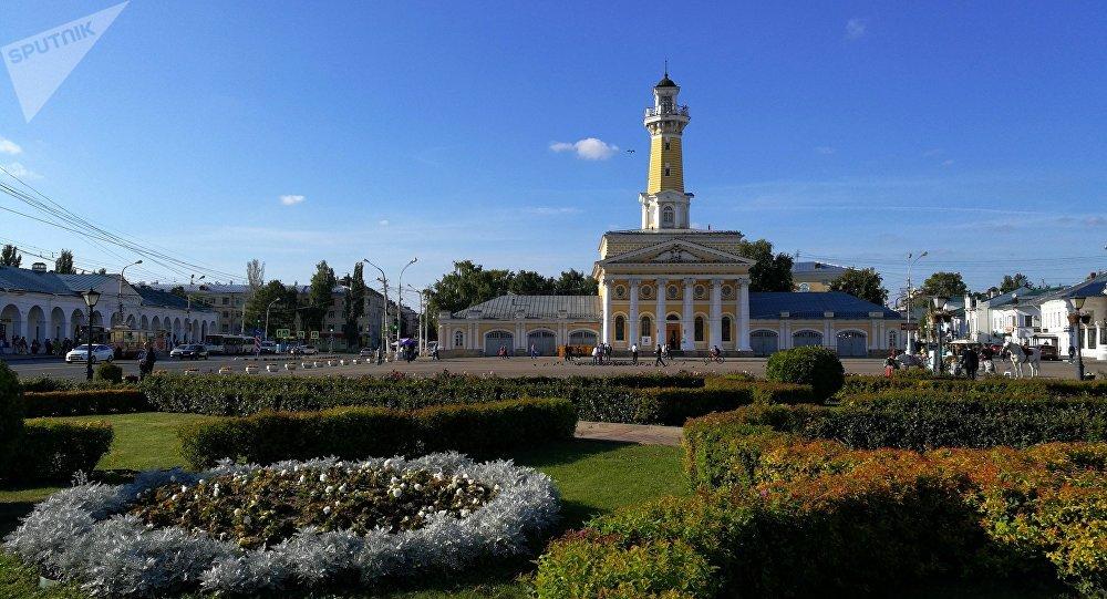 Kostromské náměstí