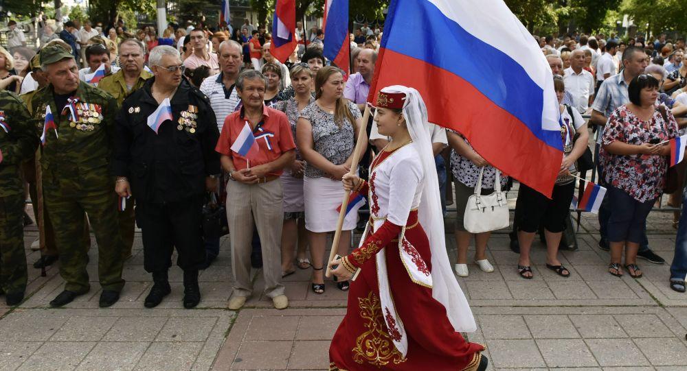 Obyvatelé Krymu