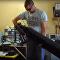 Americký inženýr zveřejnil video střelby ze vlastního magnetického děla