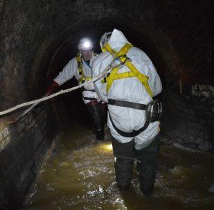 Londýnská kanalizace