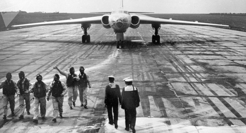 Posadka bombardéru Tu-16