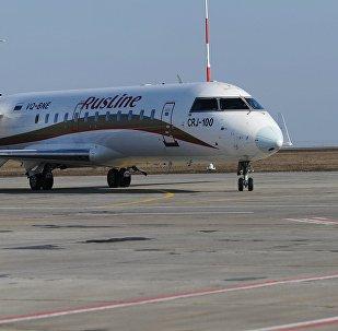 Letadlo společnosti RusLine