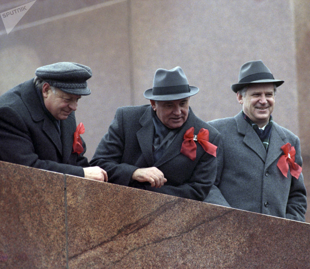 100. výročí revoluce 1917: jak se to slavilo v SSSR