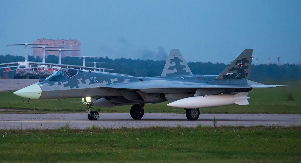 Stíhací letoun Su-57