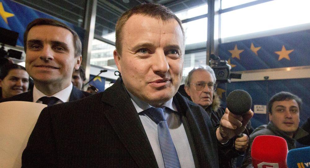 Ministr energetiky Volodymyr Děmčyšyn