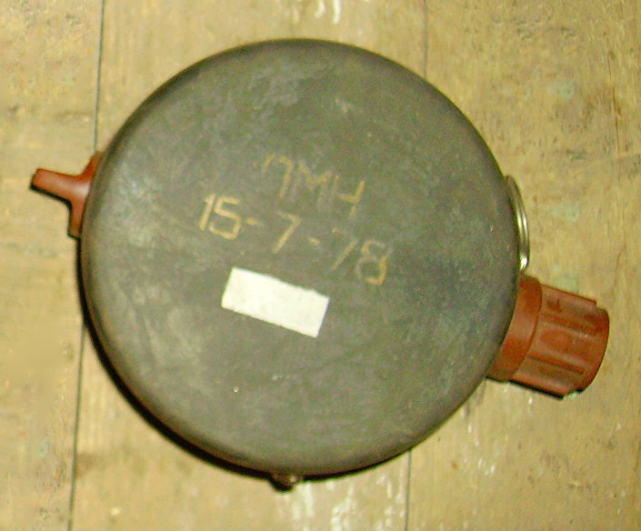 Tlaková protipěchotní mina PMN-1