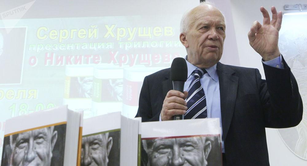 Sergej Chruščov