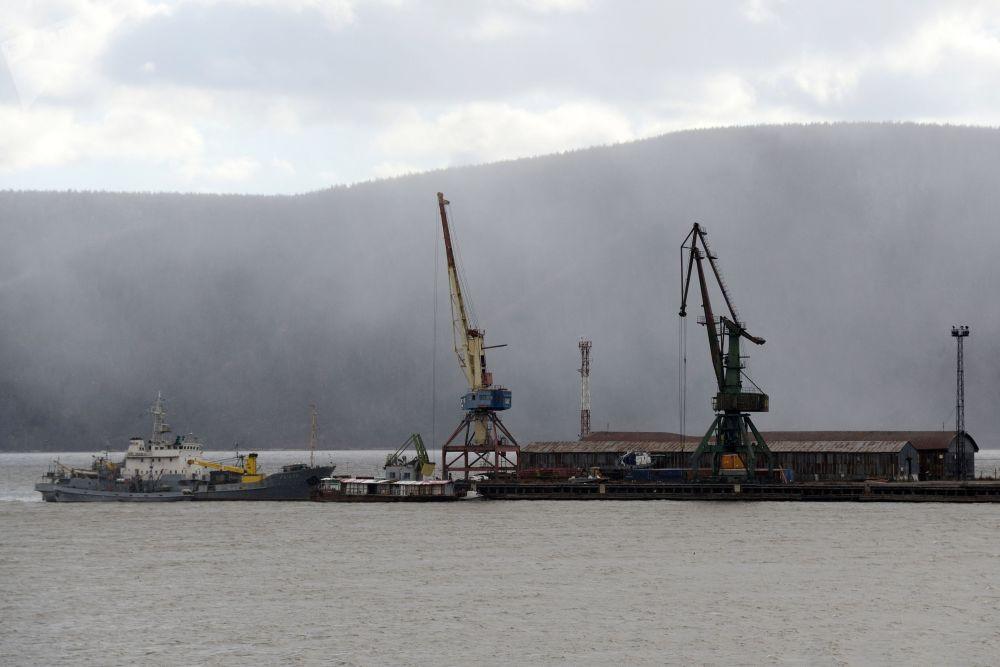 Města Ruska: Nikolajevsk na Amuru
